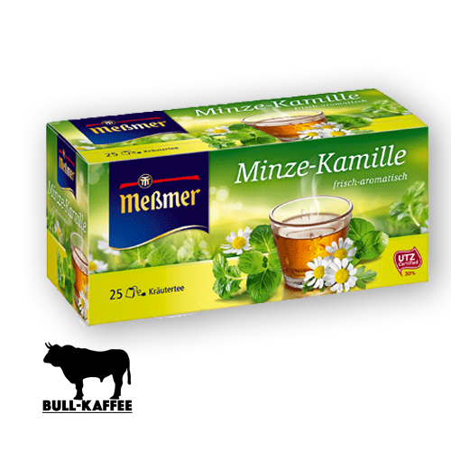 Meßmer Minze-Kamille 25er