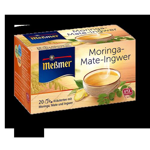 Meßmer Moringa-Mate-Ingwer 20er