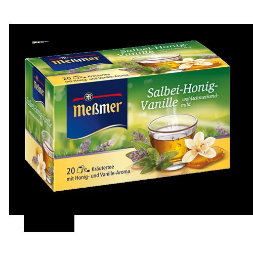 Meßmer Salbei-Honig-Vanille 20er