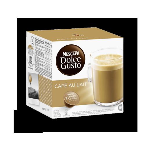 Nescafe Dolce Gusto Cafe au Lait Kapseln