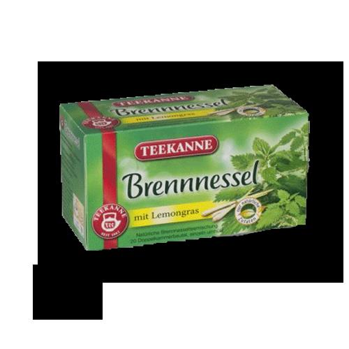 TEEKANNE Brennnessel-Lemongras 20er