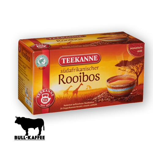 TEEKANNE Südafrikanischer Rooibos Tee 20er