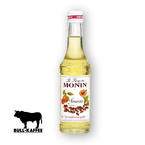 MONIN Amaretto Sirup 250ml
