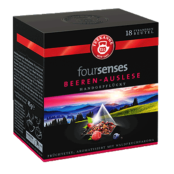 TEEKANNE foursenses Beeren-Auslese 18er