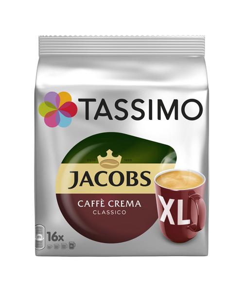 Tassimo Jacobs Caffe-Crema Classico-XL Kapseln