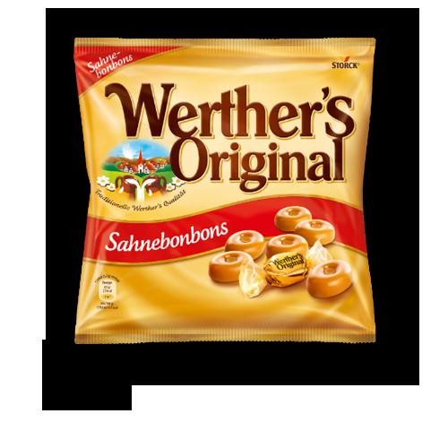 Werther's Original Sahnebonbons